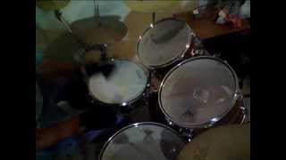 If you believe in me April wine drum cover
