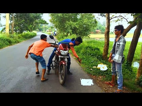 Funny Whatsapp video ! comedy short flim! try to not laugh challange