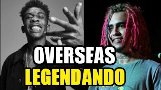 Desiigner   Overseas (Legendado) Ft Lil Pump