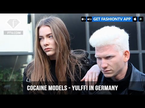 Cocaine Models Presents Yulffi in Germany! A Campaign Shoot | FashionTV | FTV