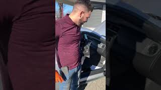 How unlock your trunk (lost key) Ford Mustang 2011-2014