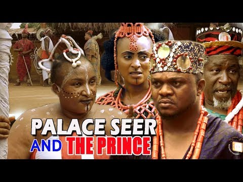 PALACE SEER & THE PRINCE SEASON 2 -  KEN ERICS  2018 TRENDING NIGERIAN NOLLYWOOD MOVIE |FULL HD