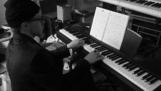 Portishead Roads Piano Cover
