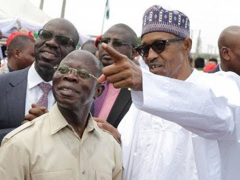 DSS Asks Buhari To Prosecute Oshiomhole For 'Making Millions Of Dollars' From APC Primaries