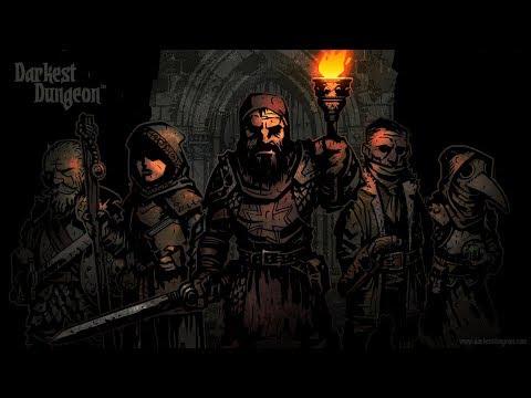 Будем страдать в Darkest Dungeon