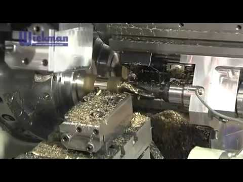 Fitting - Wickman ACW 8-44 CNC (11 axis)