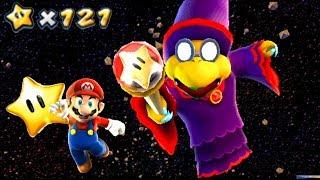 ᐈ Super Mario Galaxy #9 Yoshi's Planet, Tarantax Spider