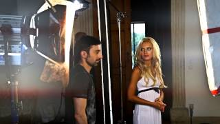 Даша Русакова feat. David Todua - Твой поцелуй (Backstage)