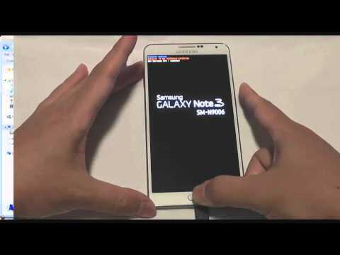 comment installer cwm sur galaxy note