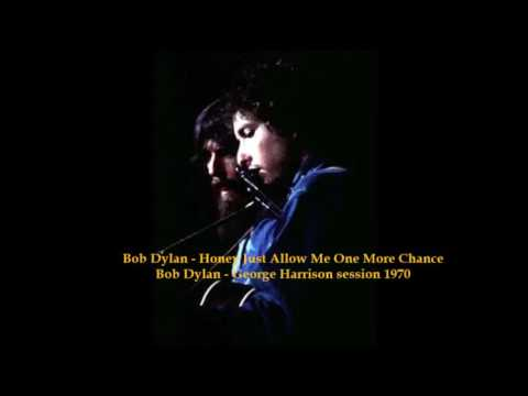 Bob Dylan - Honey Just Allow Me One More Chance - 1970