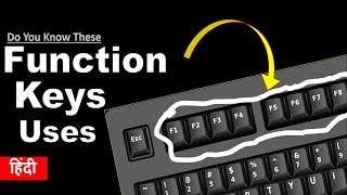 What are the use of Function Keys F1 to F12 on the Keyboard ? - Download this Video in MP3, M4A, WEBM, MP4, 3GP
