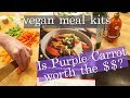 Purple Carrot Review the Good amp the Bad