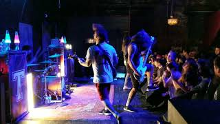 FLOATER by Everytime I Die performed in Sioux Falls SD at Icon Events Hall