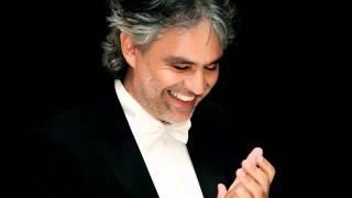 Santa Lucia Song by Andrea Bocelli on Incanto HD