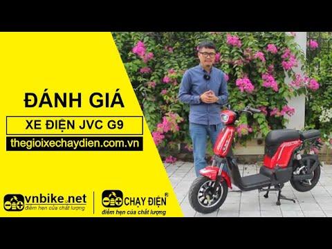 Đánh giá xe điện JVC G9