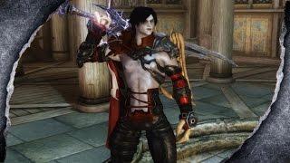 ▶Skyrim Remastered: Raziel Vampire Armor ♦️MOD SHOWCASE♦️ | Killerkev ✔️