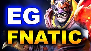 EG vs FNATIC - PLAYOFFS ELIMINATION - KUALA LUMPUR MAJOR DOTA 2