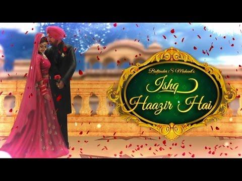 Download Digital Motion Poster | Ishq Haazir Hai | Diljit Dosanjh | Wamiqa Gabbi | Filmy Shots HD Video