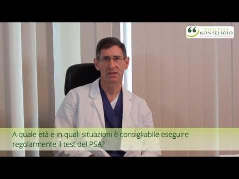 Della prostata a Gomel