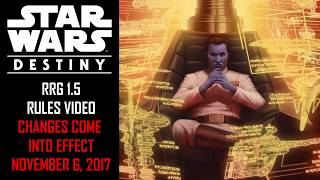 RRG 1.5 Update - Balance of the Force