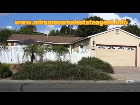 Mira Mesa real estate agent