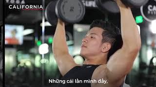CFYC | MCMA | Lee Nguyễn - Quán Quân Fitness Model Search Có Chế độ Tập Gym Như Thế Nào?