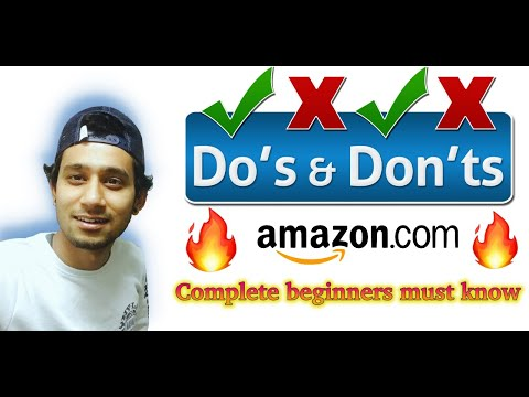 Download Amazon Beginner Sellers Must Know This Before Researching Product (Nepali Version) Mp4 HD Video and MP3
