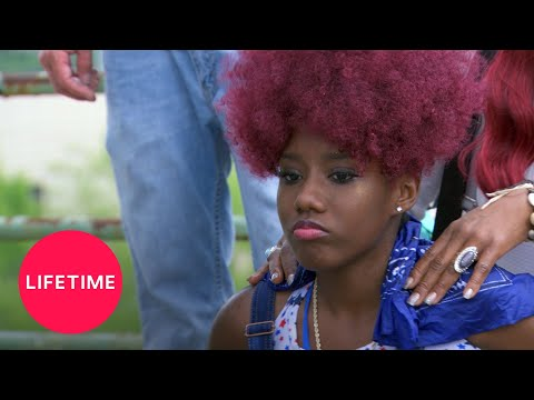 The Rap Game: Nya Collapses During Video Shoot (Season 5, Episode 7) | Lifetime (видео)