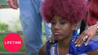 The Rap Game: Nya Collapses During Video Shoot (Season 5, Episode 7) | Lifetime