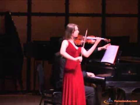Alena (violin) - Детский Фонд Спивакова