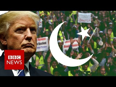 Trump and Pakistan: Why the US is taking aim at an ally - BBC News