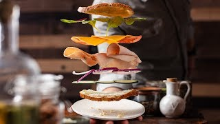 How To Create Flying Food Photos