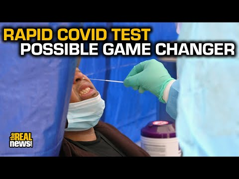 A new rapid spit test for COVID-19 could be the game changer we need