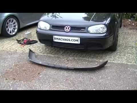 How to fix a Lower Bumper Splitter Valence