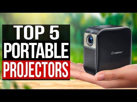 5 Best Mini Projectors in 2021