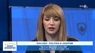 Debat - Dialogu - Politika e Jashtme 11.02.2021