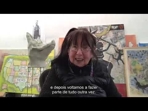 #34bienal (Interview) Jaune Quick-to-see Smith
