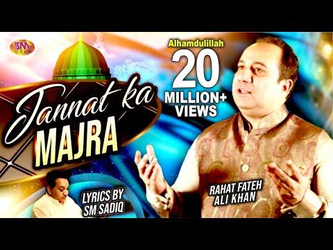 Download RAHAT FATEH ALI KHAN - JANNAT KA MAJRA - FULL MILAD OFFICIAL VIDEO 2019 HD Mp4 3GP Video and MP3