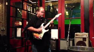Buddy Whittington - Standing on Shaky Ground - Cadillac Pizza 09-13-20012