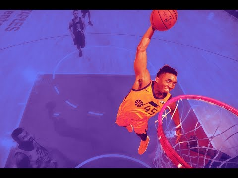 "Donovan Mitchell ""Beibs In The Trap"" Highlights Mix 2018"