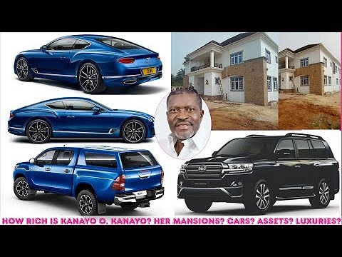 How Rich is Kanayo O Kanayo in 2019? ► All His Mansions, Cars, Companies, Luxuries & Assets