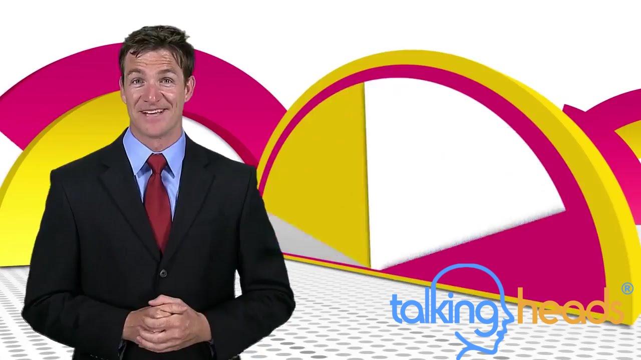 Custom Video Presentation Example - 'Semicircle Slice'