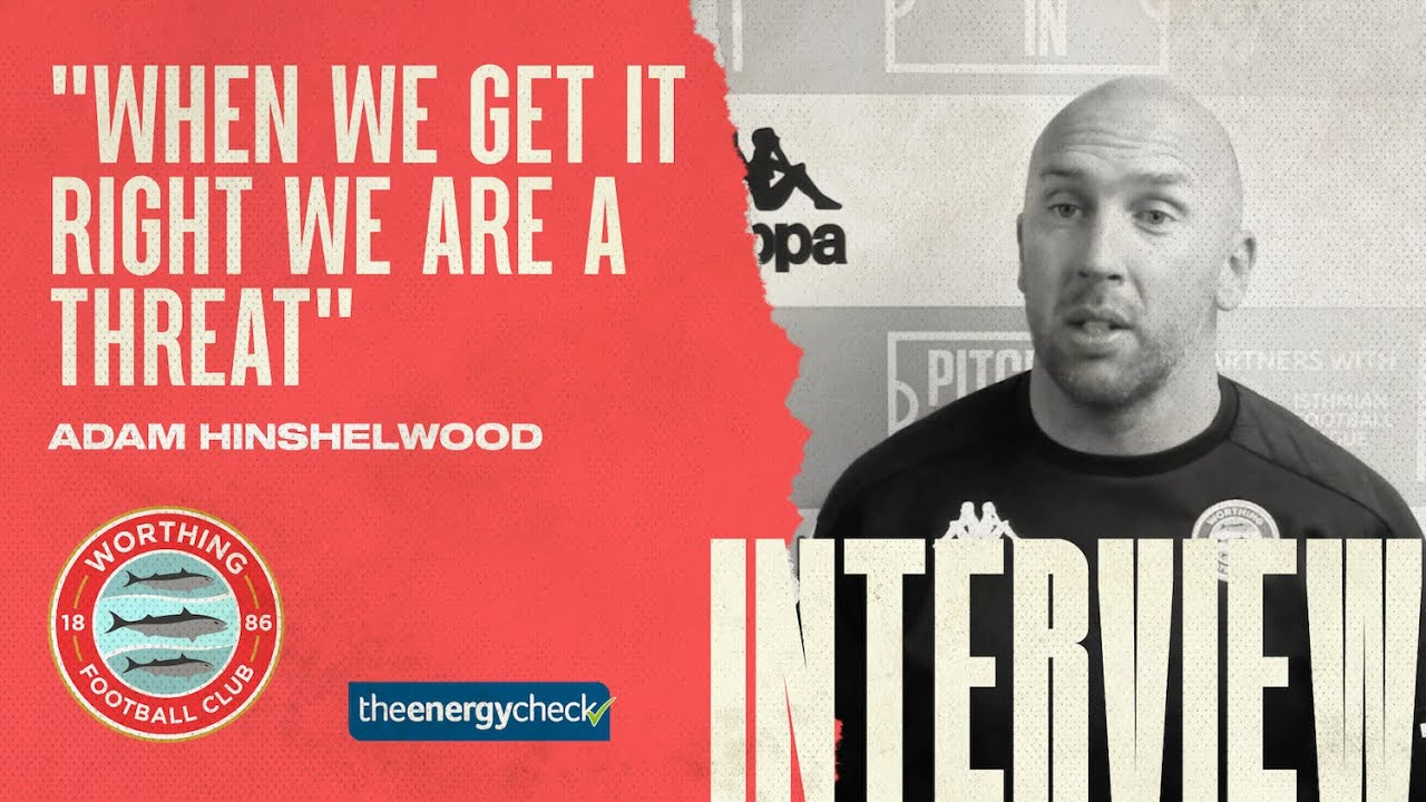 """Thumbnail for Hinshelwood: """"When we get it right we are a threat"""""""