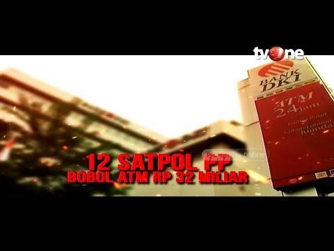 12 Satpol PP Bobol ATM Rp32 Miliar | AKI Malam (20/11/2019)