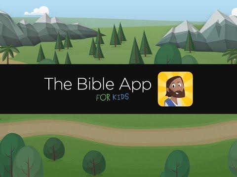Vídeo do App da Bíblia para Crianças