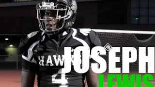 WR || Joseph Lewis '17 : Hawkins (CA) Junior Year UTR Spotlight