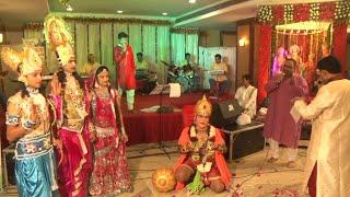 Shri ram janki baithe hai mere seene mein- Live Performance!