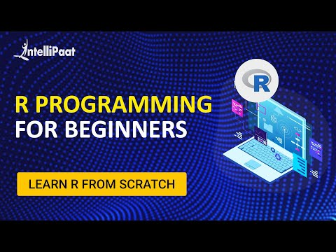 R Programming for Beginners | R Language Tutorial | R Tutorial for Beginners | Intellipaat