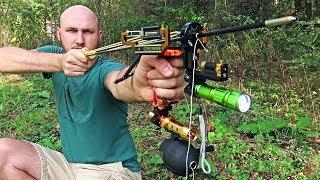 Most Advanced Slingshot Ever!?