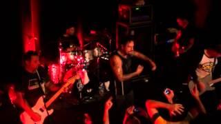 Strung Out - Somnombulance (Live @ Le Cercle Quebec)